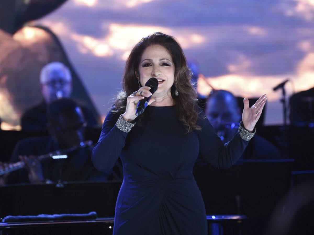 Gloria Estefan says she tested positive for coronavirus