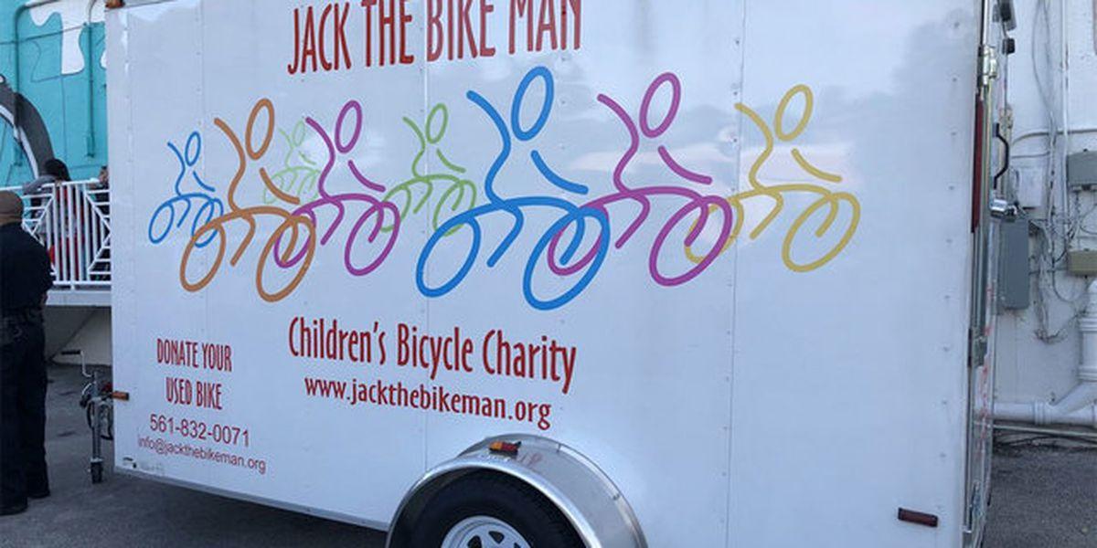 How to help Jack the Bike Man