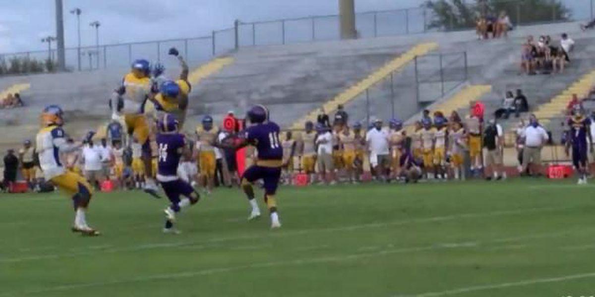 High school football is back on the Treasure Coast
