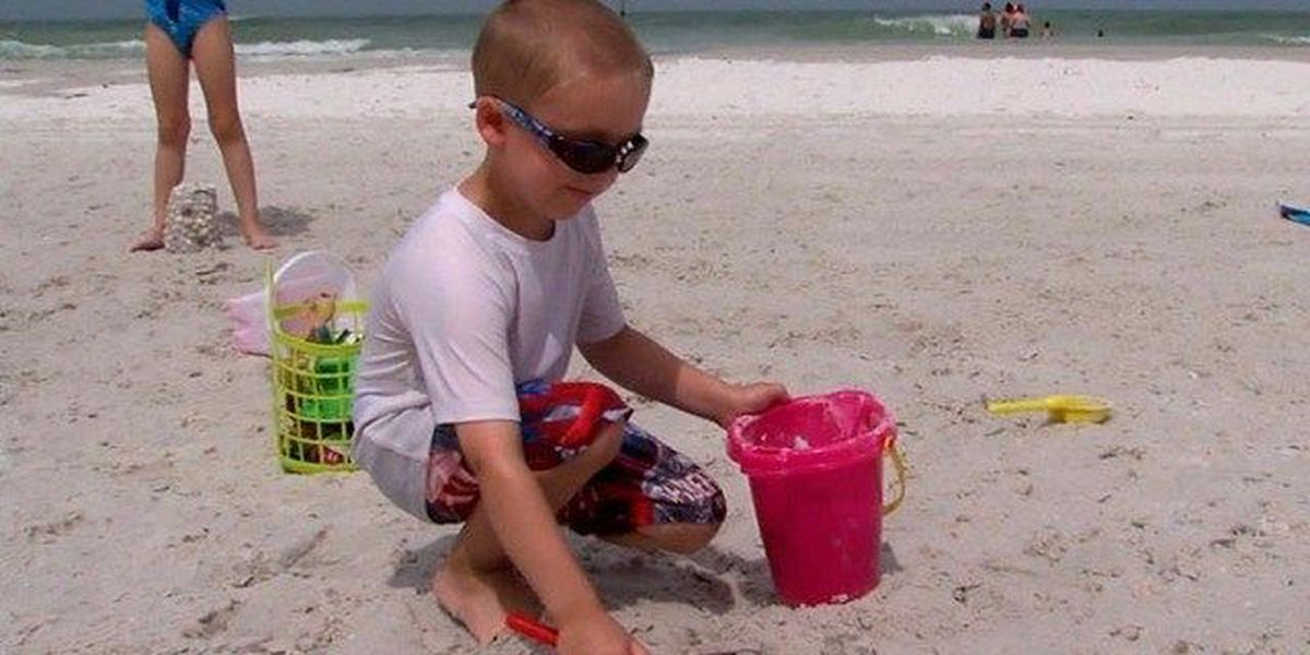 Sandcastles can make you sick; beware playing on beaches filled with bacteria and pollutants