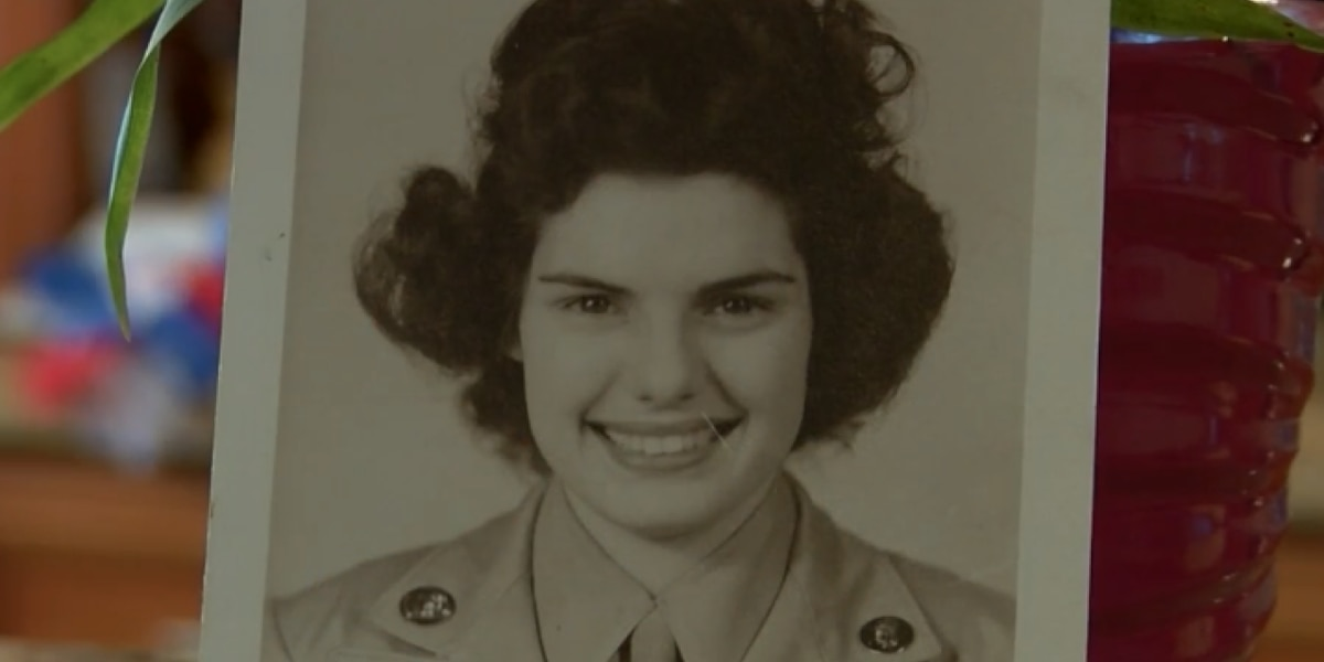 Female WWII veteran from Boca Raton, 95, reflects on D-Day