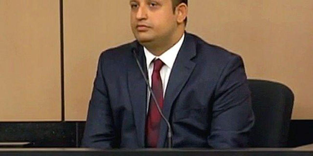Nouman Raja 'stand your ground' hearing