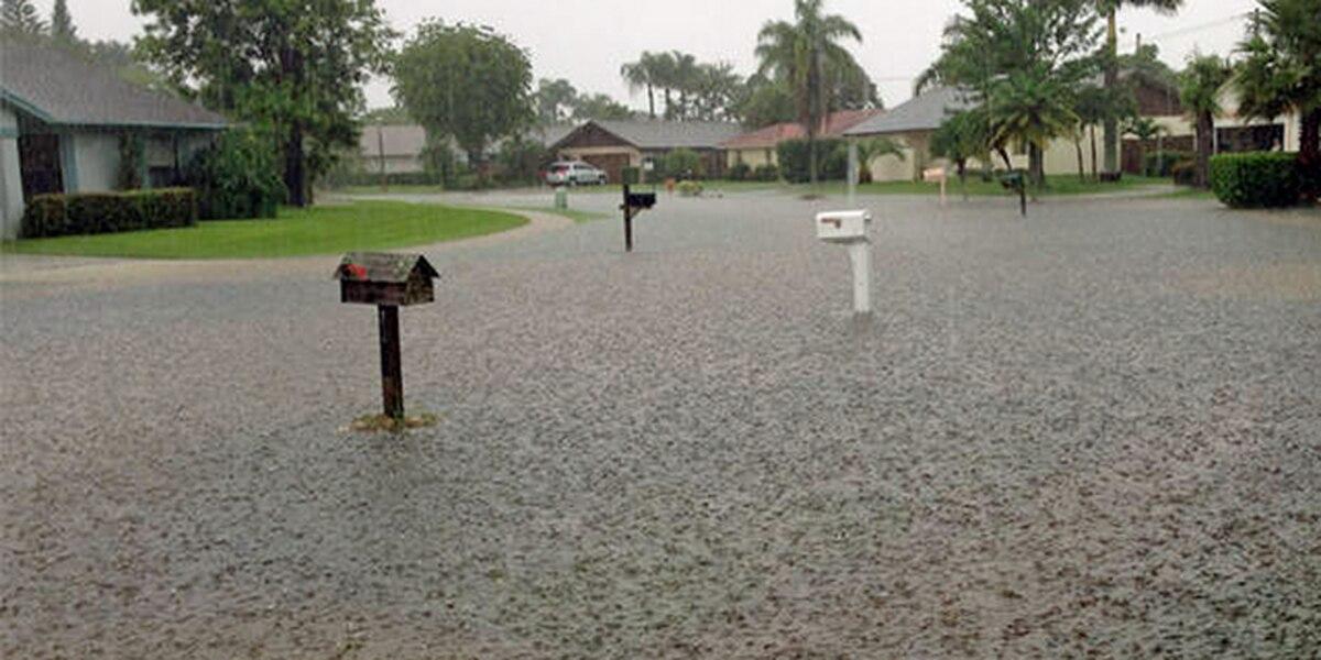 Flood risks remain outside FEMA flood zones