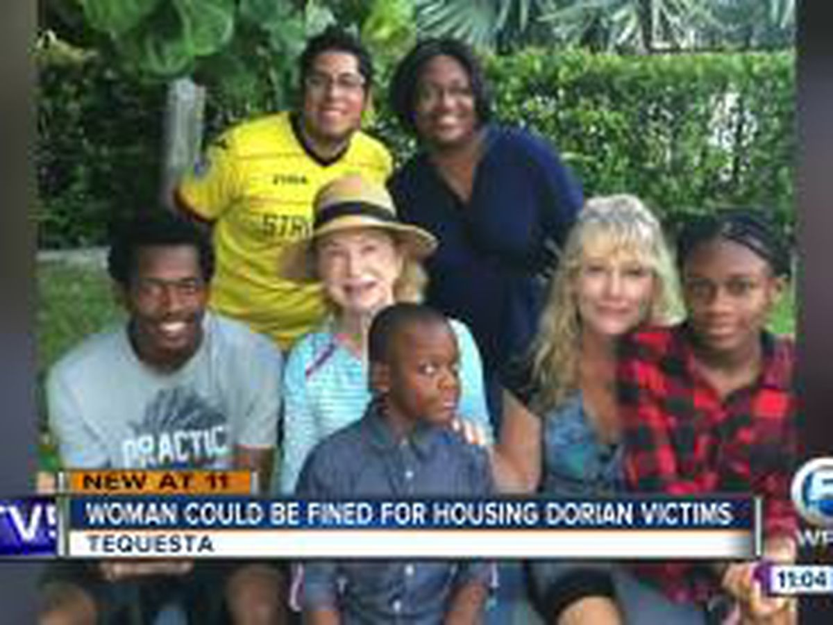 Condo association tells woman her Bahamian friends displaced by Dorian aren't welcome
