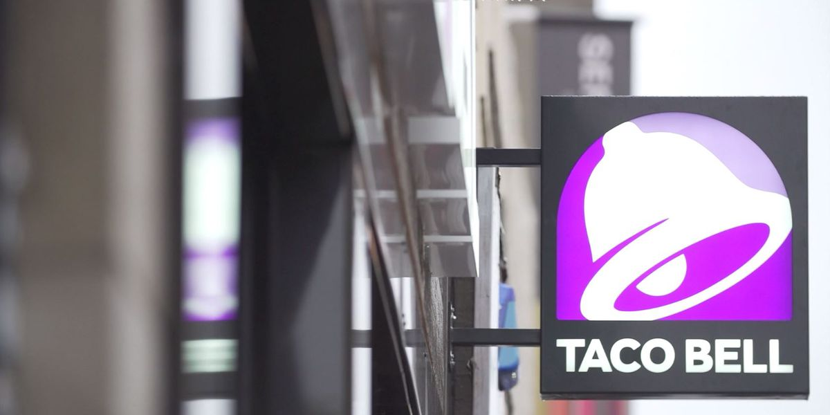 Taco Bell's 'Steal a Game, Steal a Taco' giveaway set for Tuesday