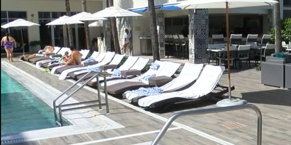 IRC hotels suffer 'some 'hotel cancelations'