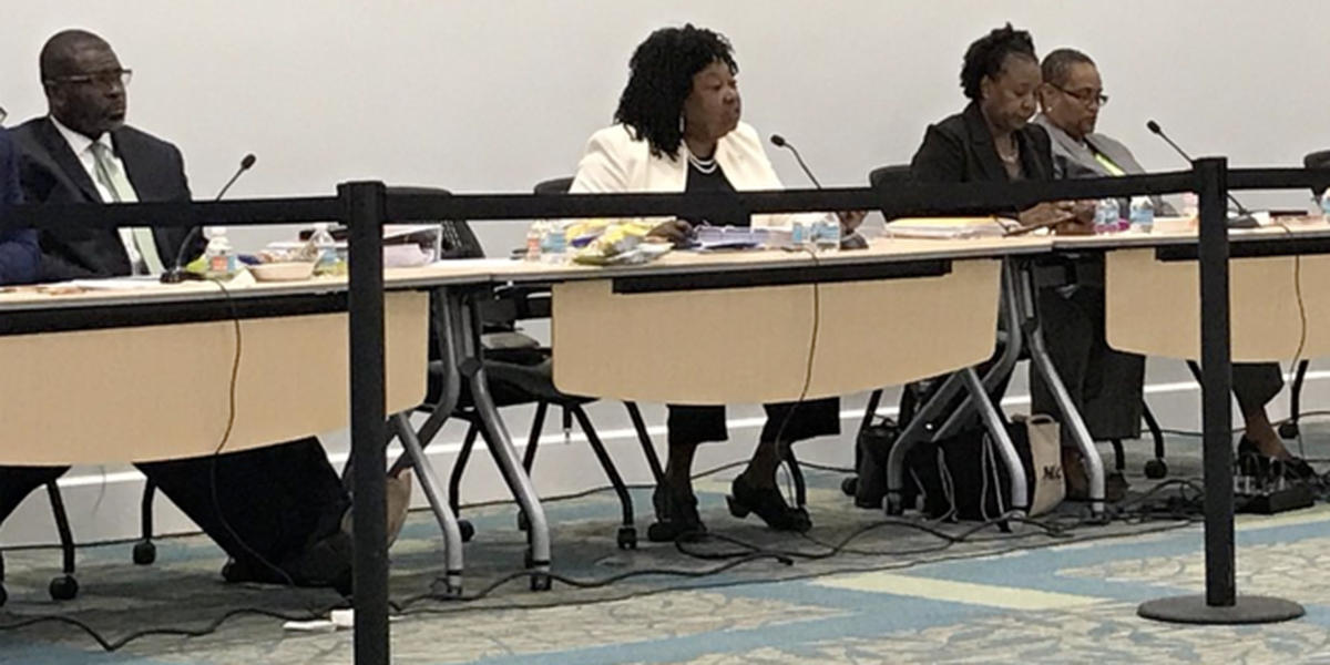 WATCH: Riviera Beach special council meeting
