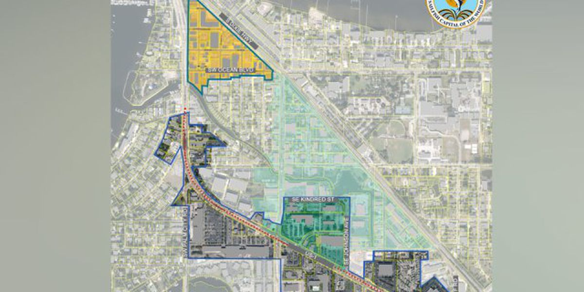 Plan to revitalize area along Federal Highway in Stuart