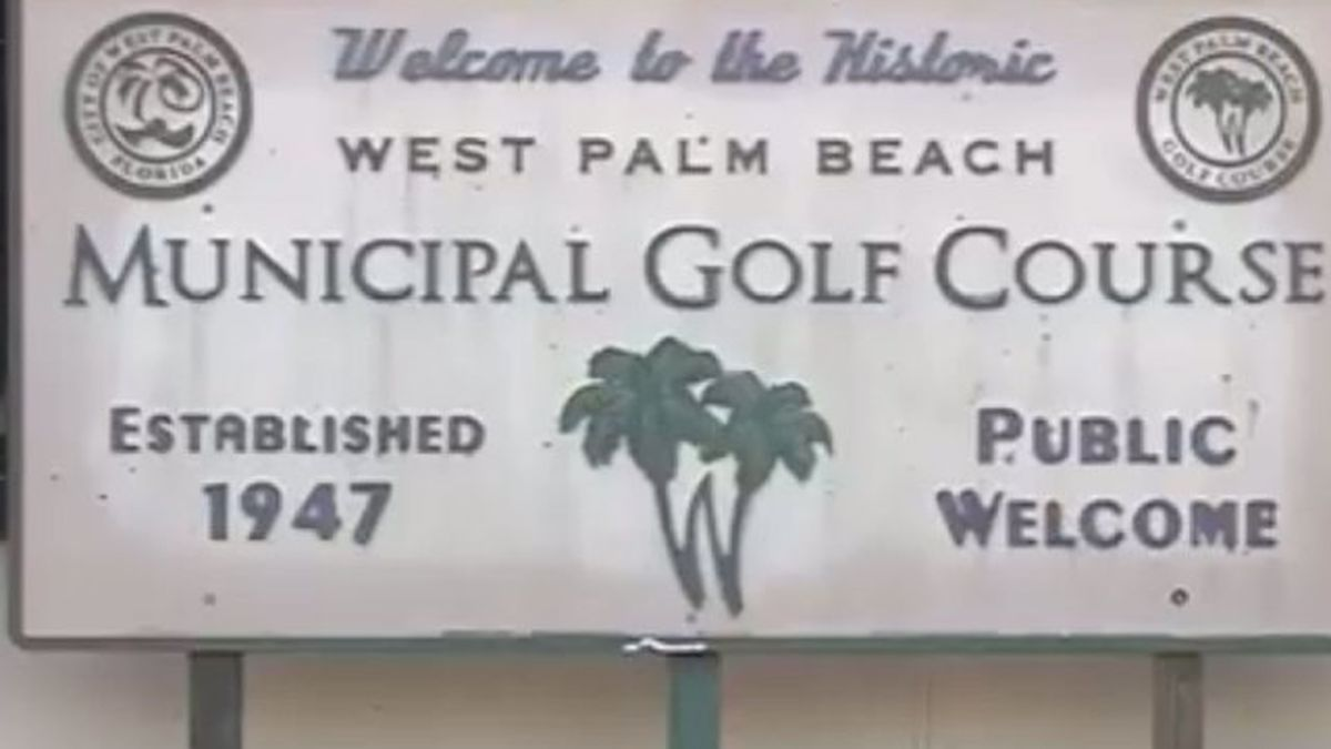 New West Palm Beach golf park planned