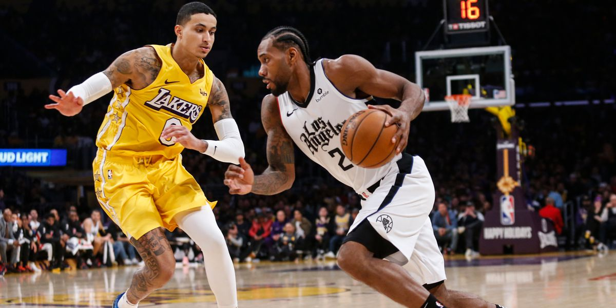 The Fun Guy: Kawhi Leonard is the AP's male athlete of 2019