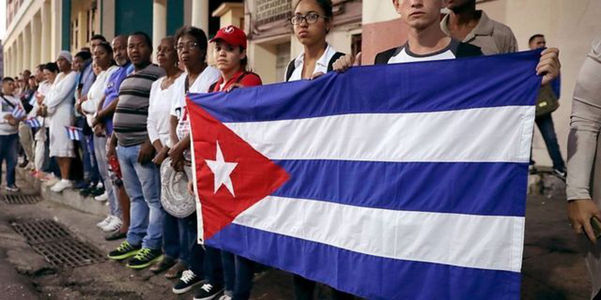 Local Cubans react to 'wet foot,dry foot' repeal