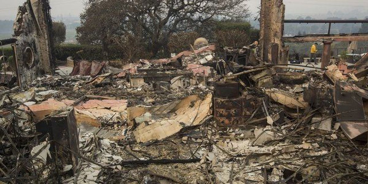 Full recovery from wildfires may take years