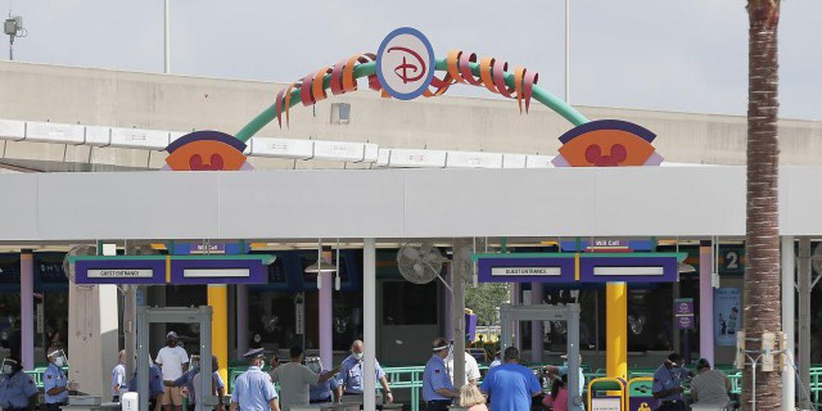 Disney World reopens as coronavirus cases surge in Fla.