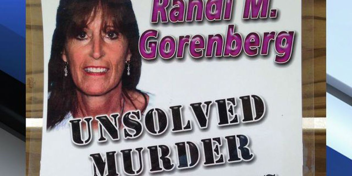 Cold case plea for justice in unsolved Randi Gorenberg murder