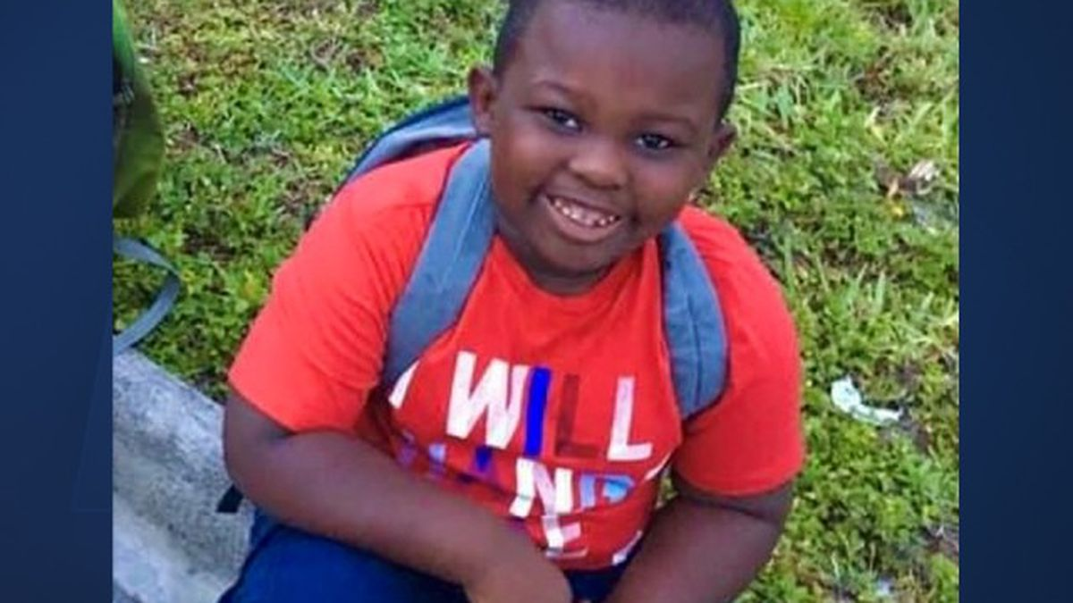 Memorial service set for 7-year-old boy fatally shot in Riviera Beach