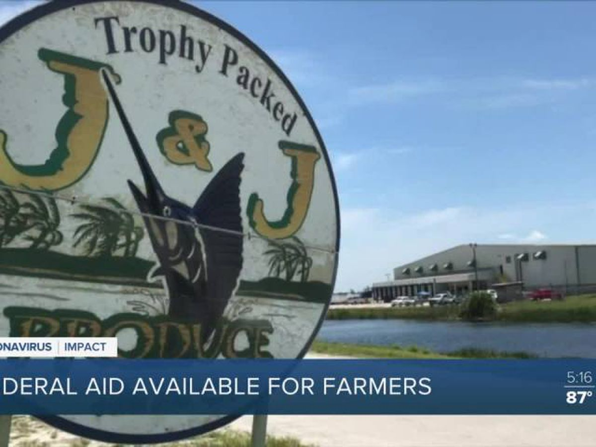 Federal aid comes 'too little too late' for farmers