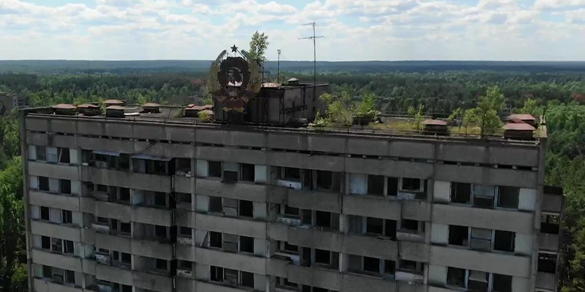 HBO's 'Chernobyl' propels disaster tourism