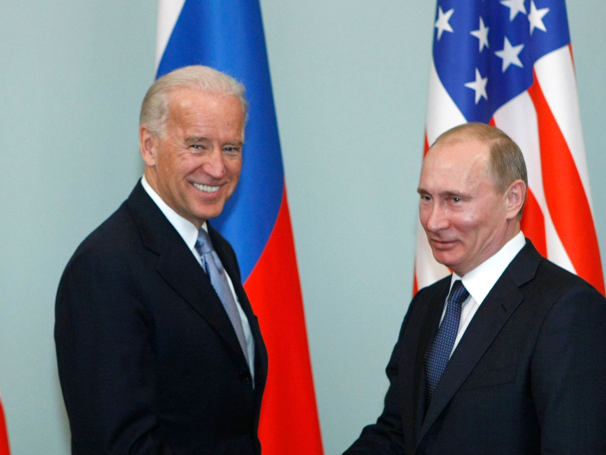 First Biden-Putin call shows both cautious on big concerns
