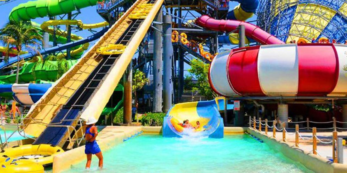 Rapids Water Park To Reopen Friday
