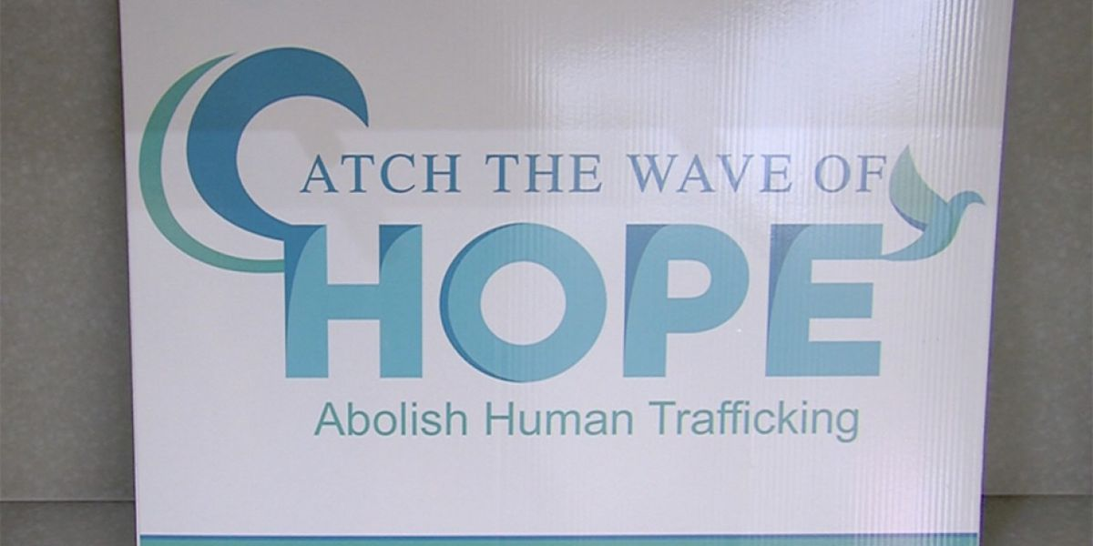 Catch The Wave Of Hope helps sex trafficking victims in South Florida