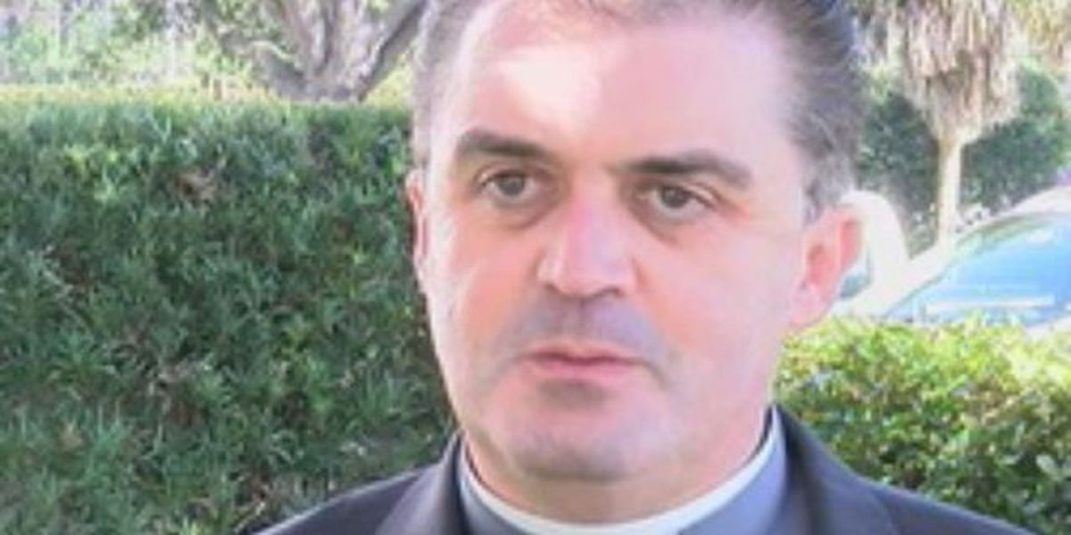 Local priests says he was targeted by Catholic church for whistleblowing