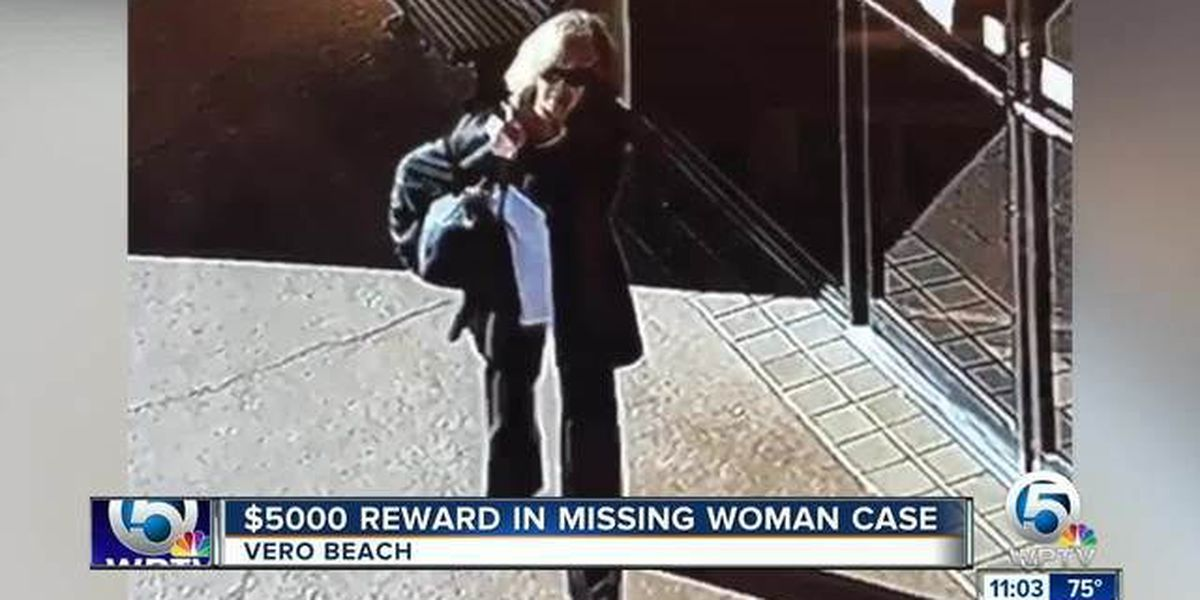 Missing woman struggles with dementia