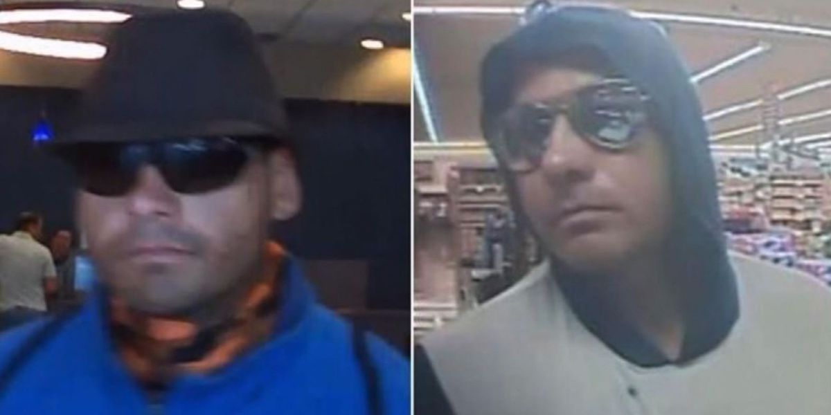Bank robber makes getaway on electric scooter, witnesses tell police