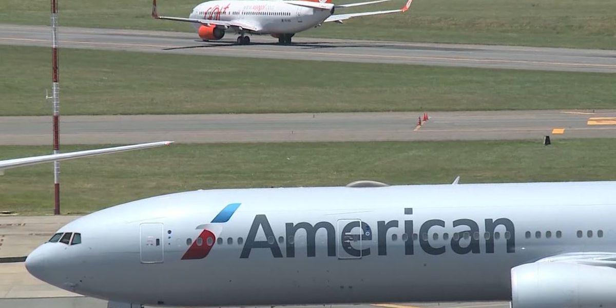 100 American Airlines flight attendants test positive for coronavirus