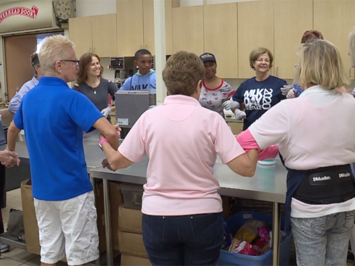 Jewish Federation of PB Co. takes part in 'Day of Service'