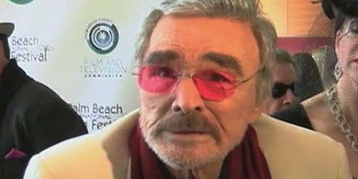 Jupiter theater pays tribute to Burt Reynolds