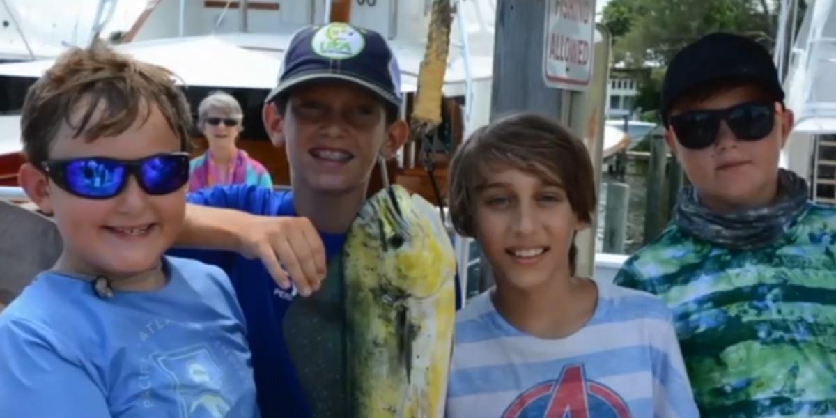 Fishing tournament to go on despite algae