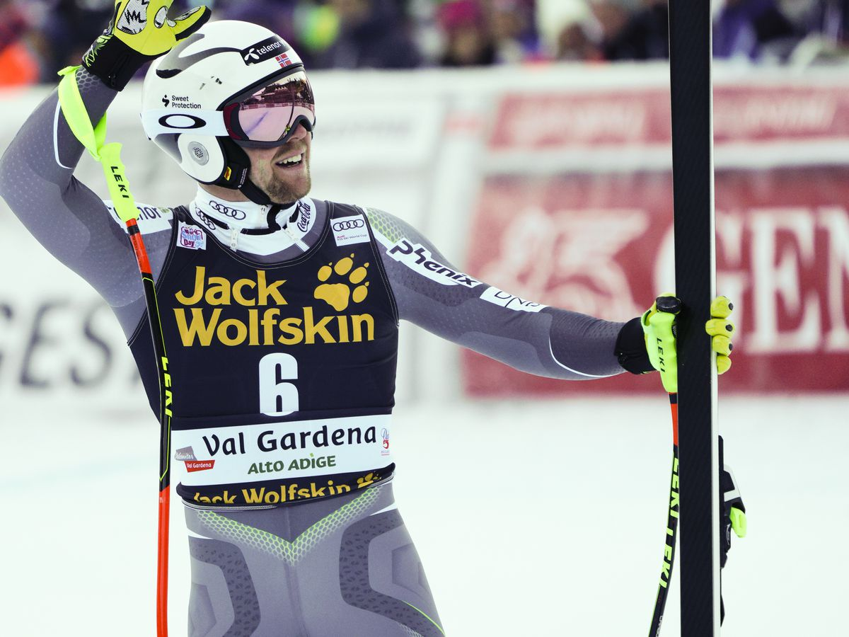 Kilde wins downhill marred by nasty crash involving Gisin