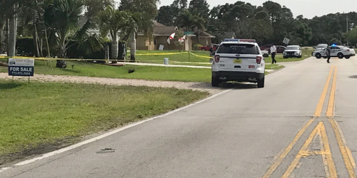 Murder/suicide in Port St. Lucie