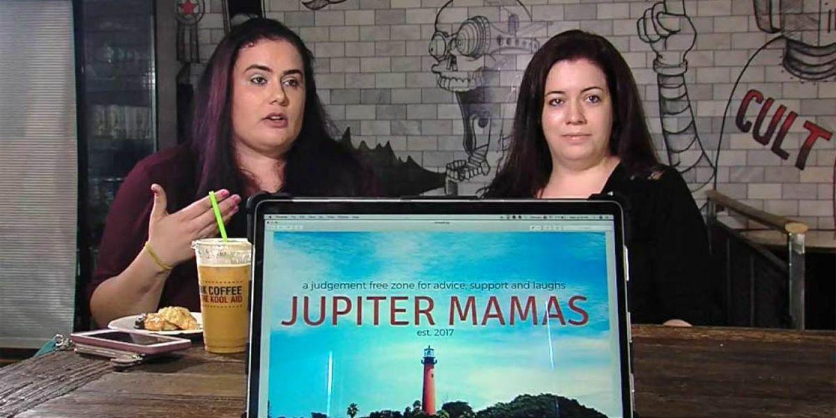 'Jupiter Mamas' Facebook page is a modern-day mom village