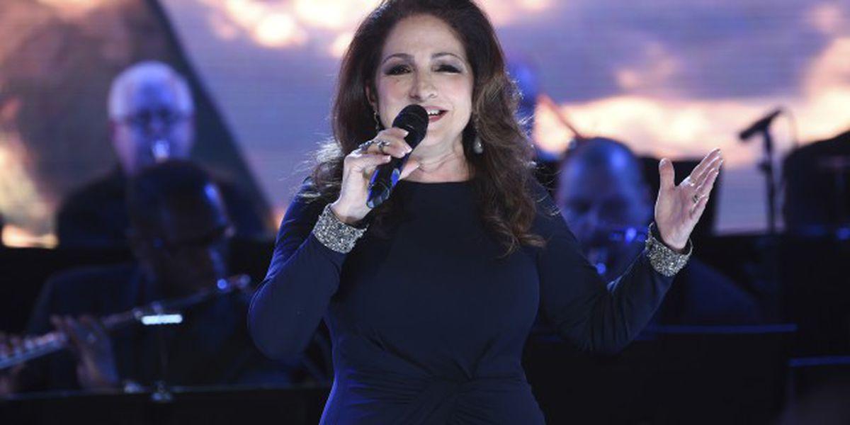 Gloria Estefan says she tested positive for coronavirus