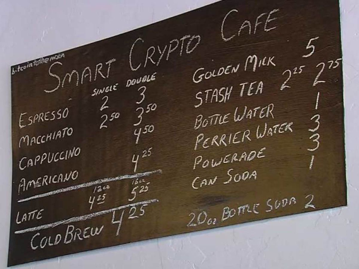 First cryptocurrency cafe in US opens on Clematis Street in downtown West Palm Beach