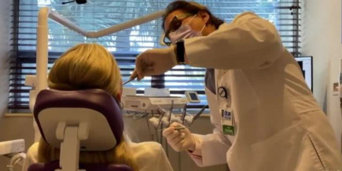 Dentists pushing for COVID-19 vaccine