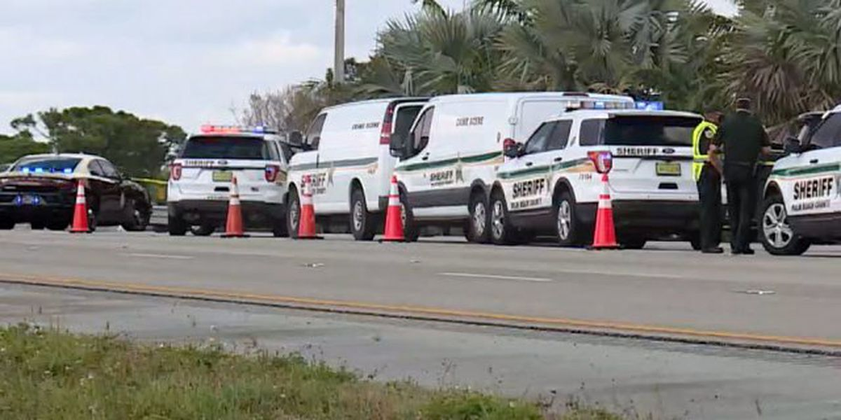 Fatal shooting causes heavy delays on I-95 NB in Jupiter