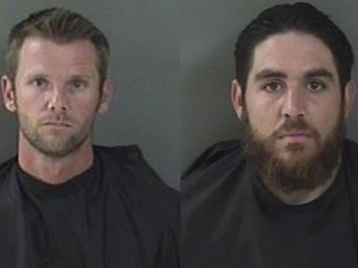 Two Vero Beach men suspected of several home burglaries, police say