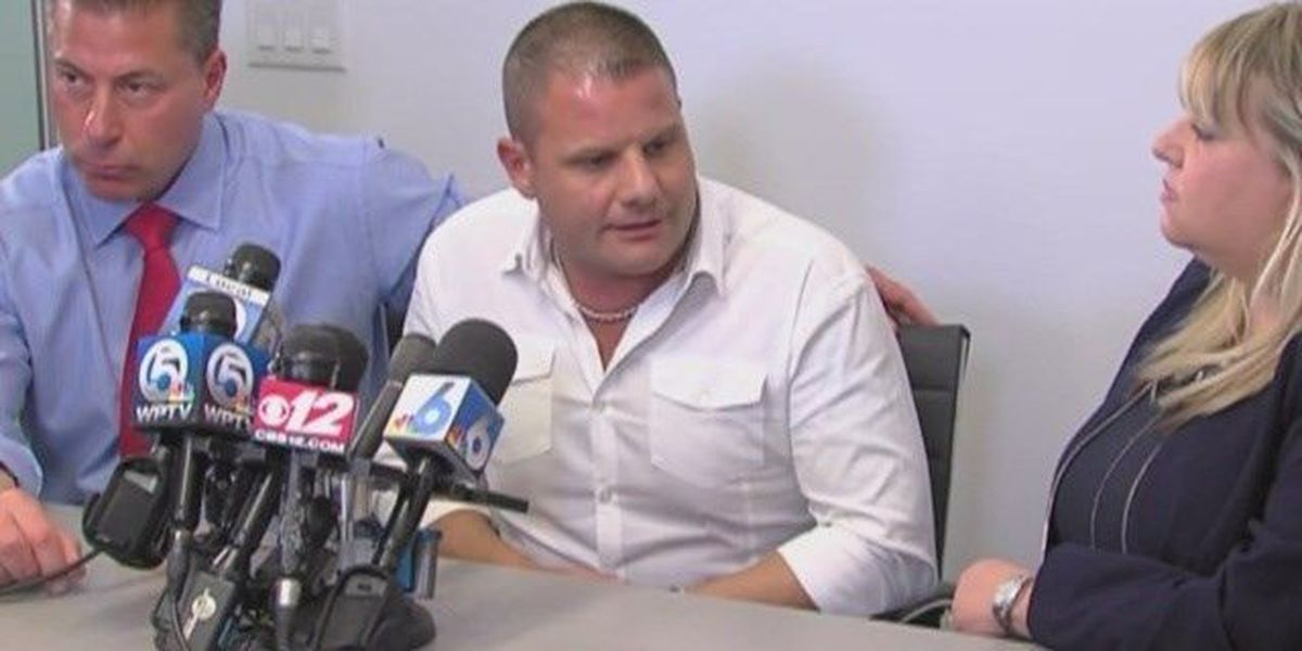 Michael Dippolito disappointed with mistrial