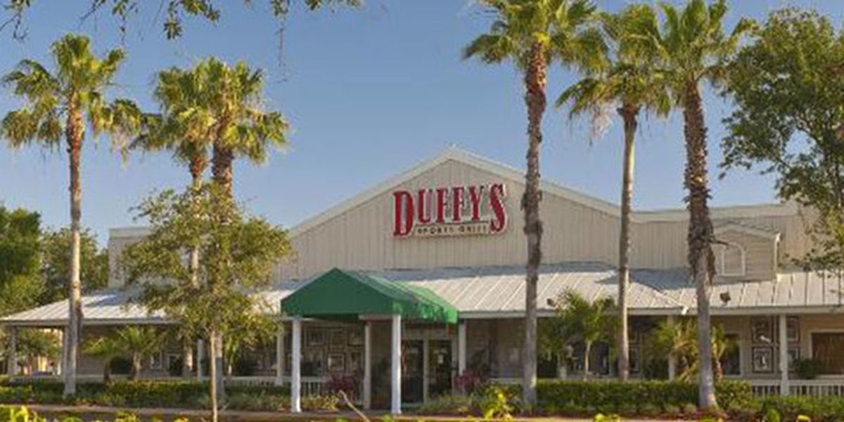 Duffy's Sports Grill temporarily suspending all operations