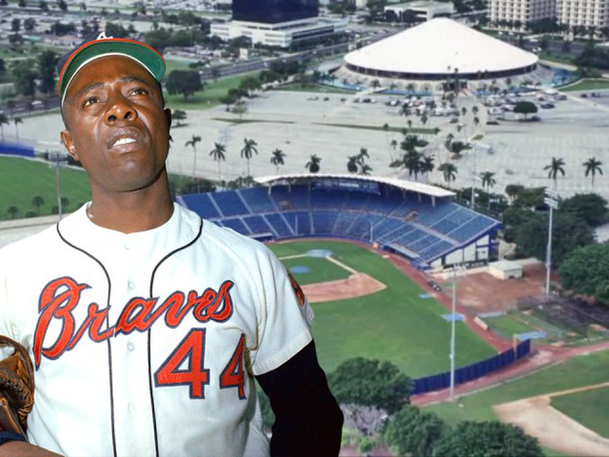 Hank Aaron found life after baseball in West Palm Beach