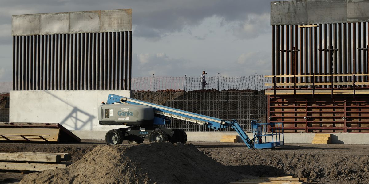 Homeland Security waives contracting laws for border wall