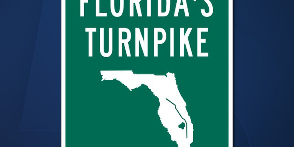 Man killed in fiery crash on Florida's Turnpike
