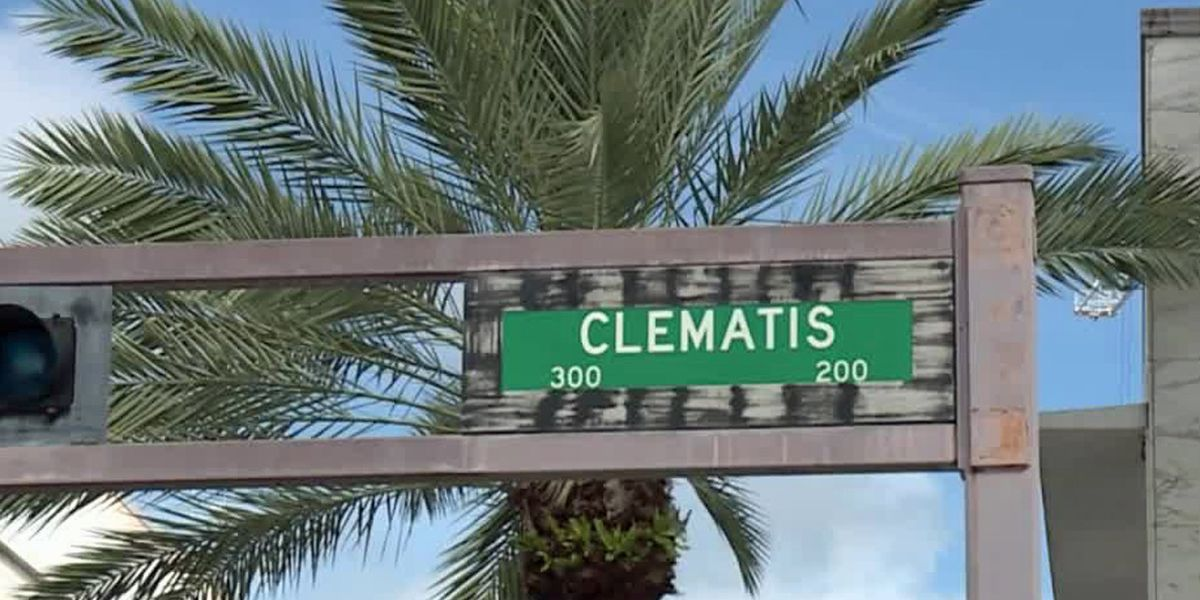 200 block of Clematis Street reopens Thursday after redesign