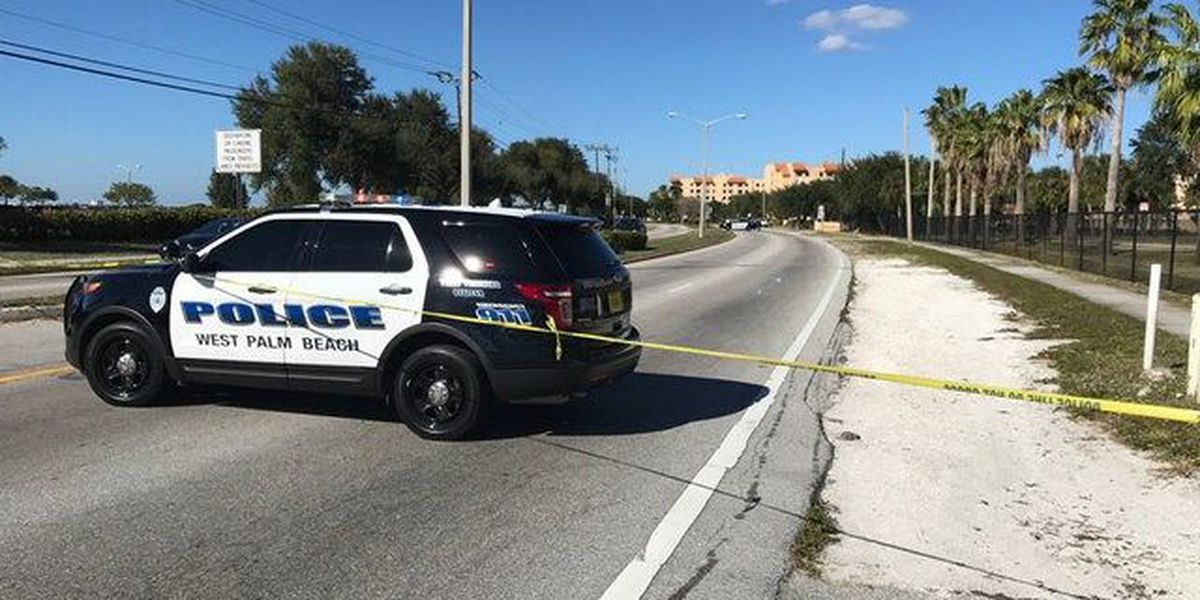 Man hurt in West Palm shooting