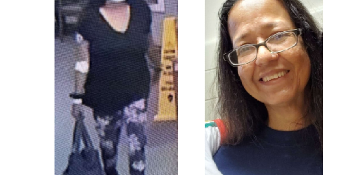 Frances Pouchet: Atlantis police looking for missing, endangered woman