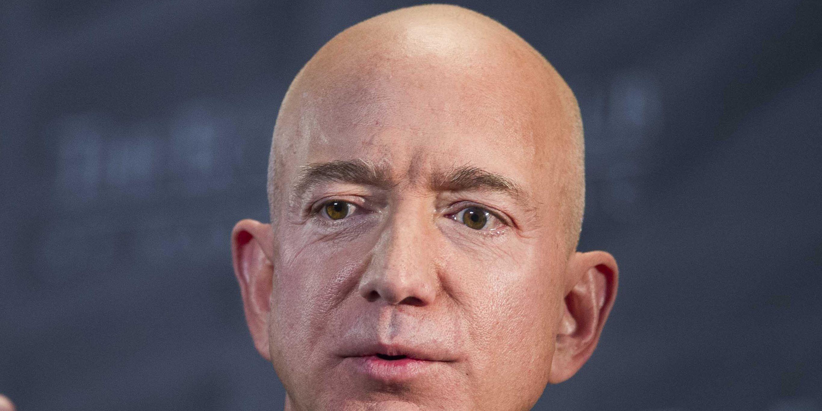 Bezos says Enquirer threatened to publish revealing pics