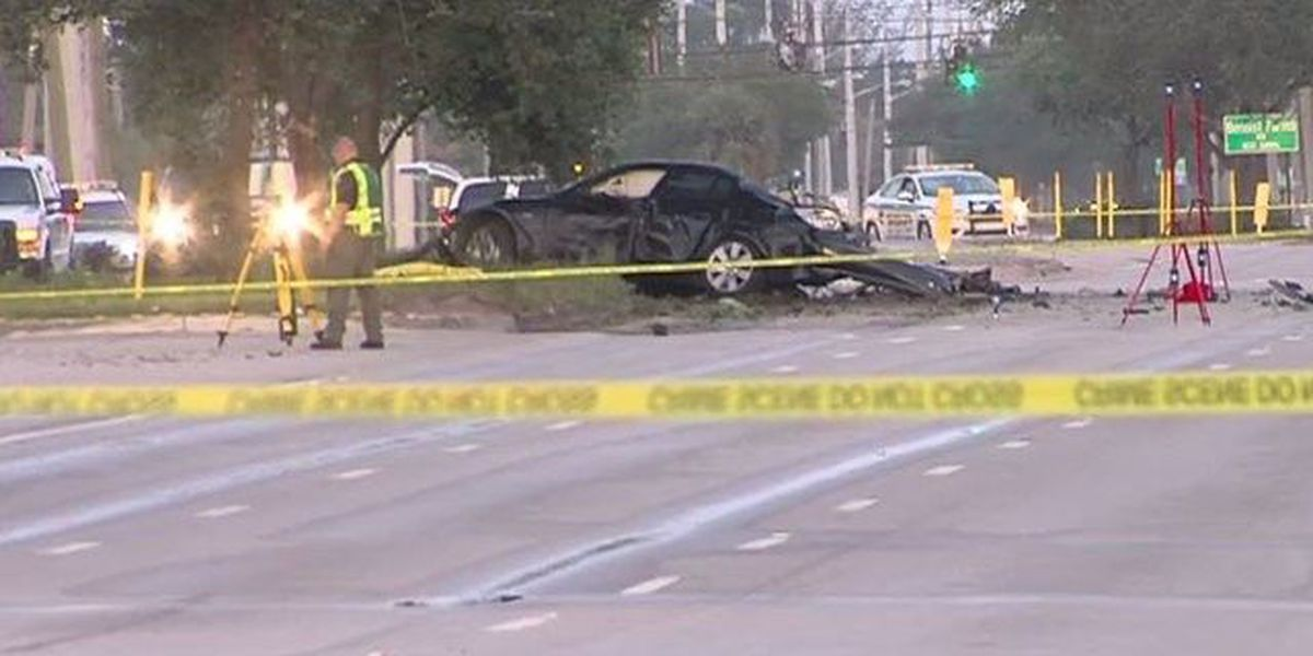 Royal Palm woman killed in Belvedere Road crash