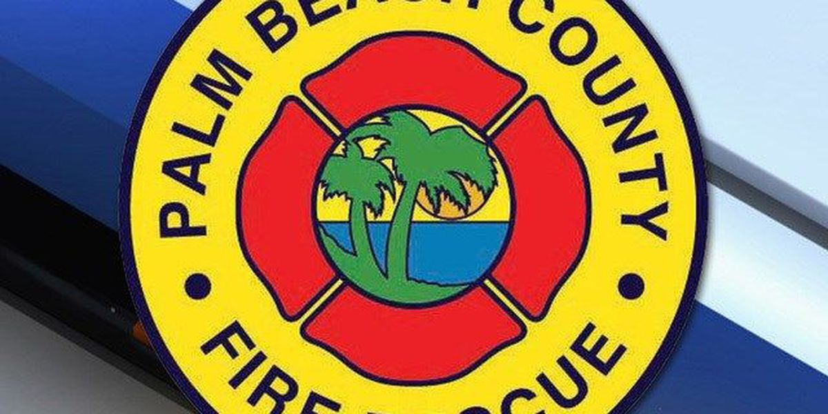 Pets rescued from Lake Worth apartment fire